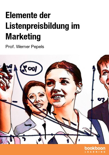 Elemente der Listenpreisbildung im Marketing