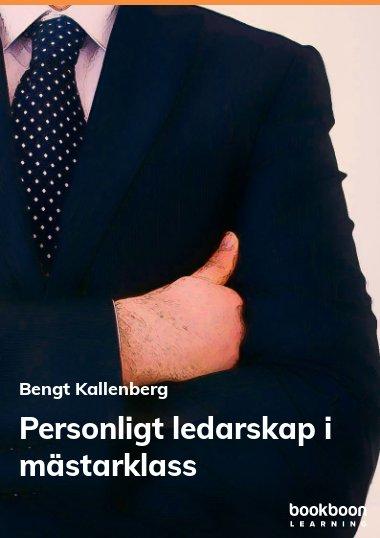 Personligt ledarskap i mästarklass