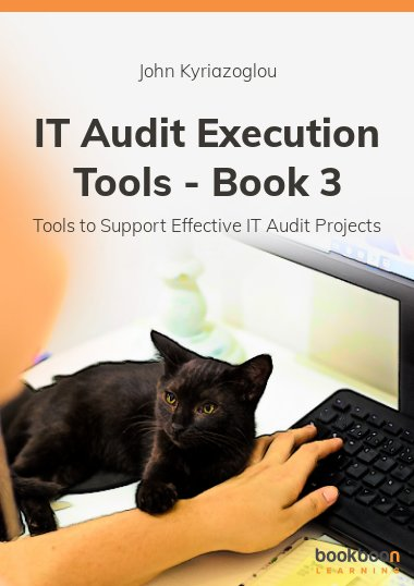 IT Audit Execution Tools - Book 3