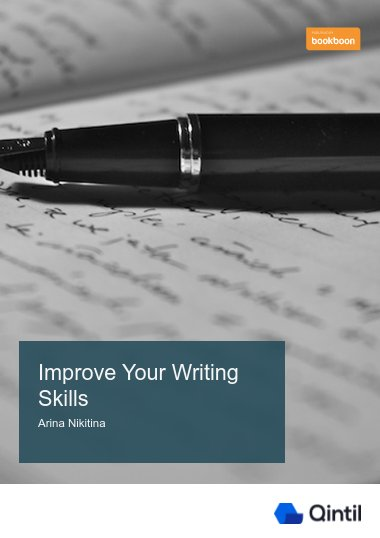 Improve Your Writing Skills