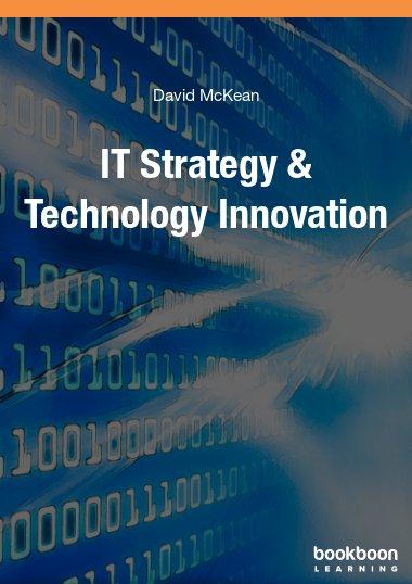 IT Strategy & Technology Innovation