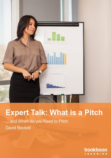 Expert Talk: What is a Pitch