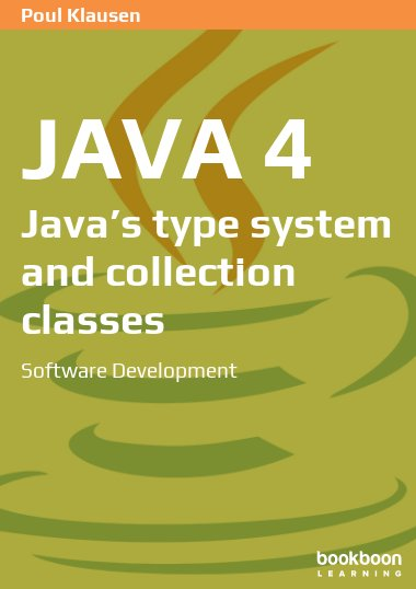 Java 4: Java's type system and collection classes