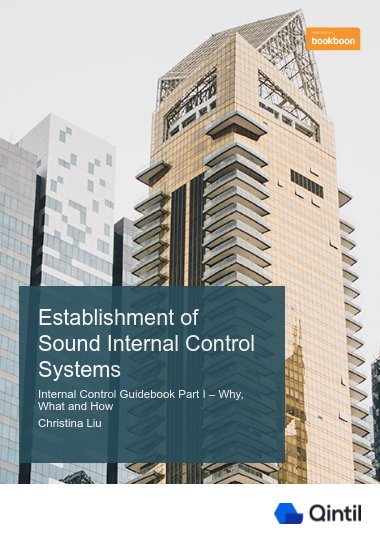 Establishment of Sound Internal Control Systems