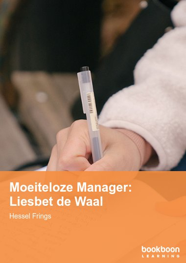 Moeiteloze Manager: Liesbet de Waal