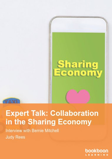 Expert Talk: Collaboration in the Sharing Economy