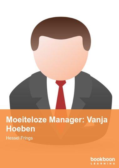 Expert Talk: Moeiteloze Manager #1