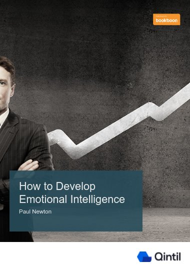 How to Develop Emotional Intelligence