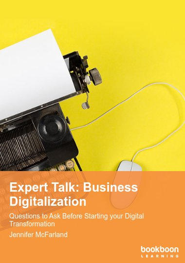 Expert Talk: Business Digitalization