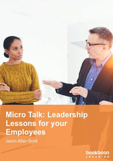 Micro Talk: Leadership Lessons for your Employees