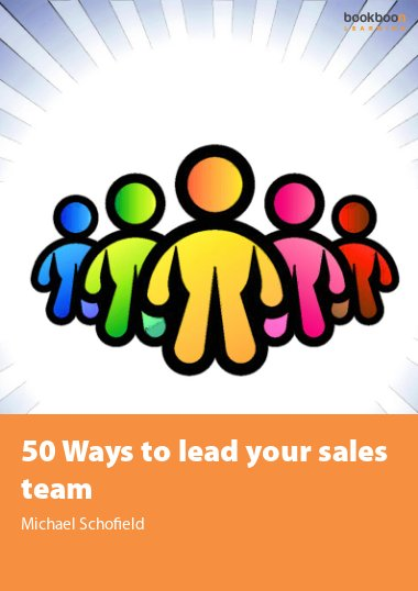 50 Ways to lead your sales team