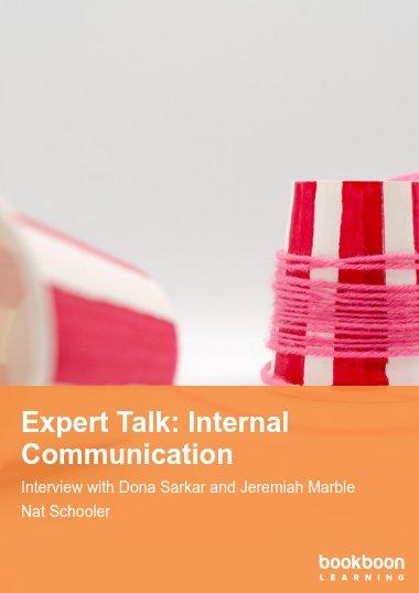Expert Talk: Internal Communication