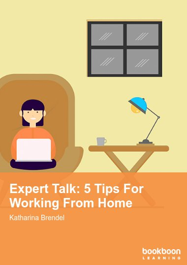 Expert Talk: 5 Tips For Working From Home