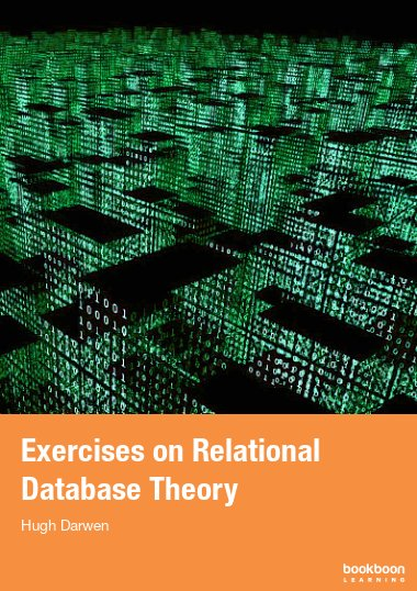 Exercises on Relational Database Theory