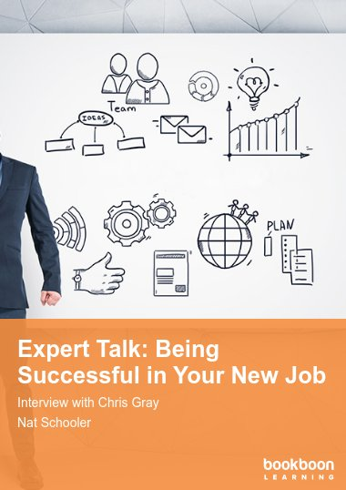 Expert Talk: Being Successful in Your New Job