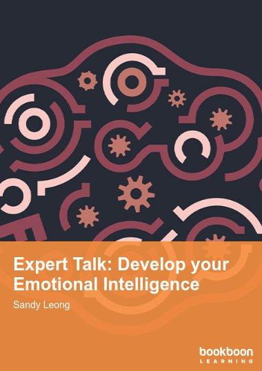 Expert Talk: Develop your Emotional Intelligence