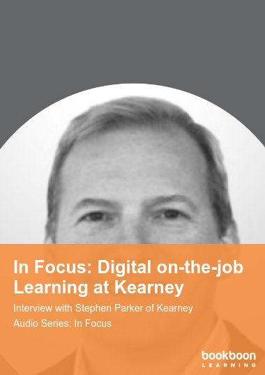 In Focus: Digital on-the-job Learning at Kearney