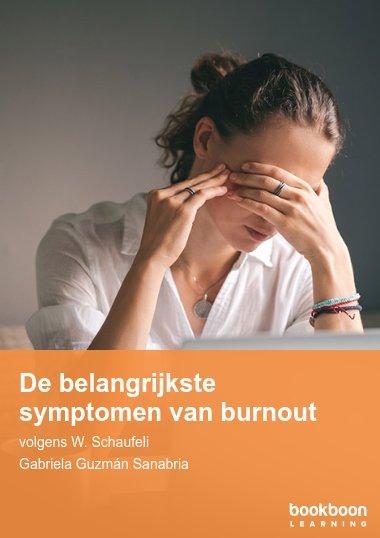De belangrijkste symptomen van burnout