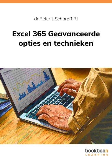 Excel 365 Geavanceerde opties en technieken