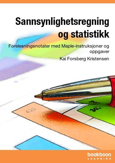 Sannsynlighetsregning og statistikk