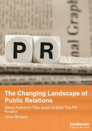 The Changing Landscape of Public Relations