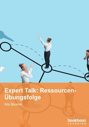Expert Talk: Ressourcen- Übunsgfolge