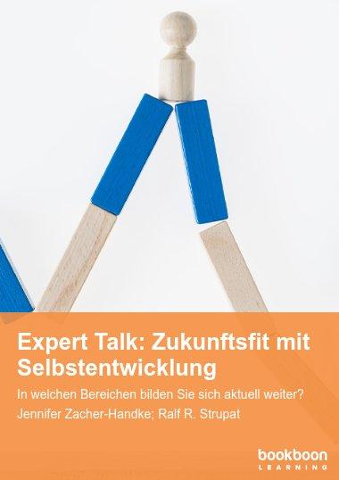 Expert Talk: Zukunftsfit mit Selbstentwicklung