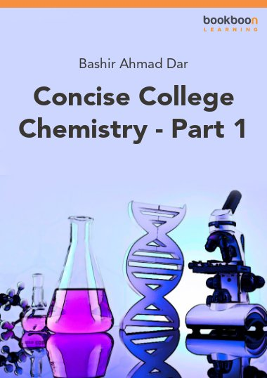 Concise College Chemistry - Part 1