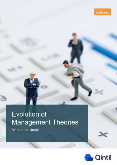 Evolution of Management Theories