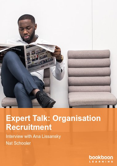 Expert Talk: Organisation Recruitment