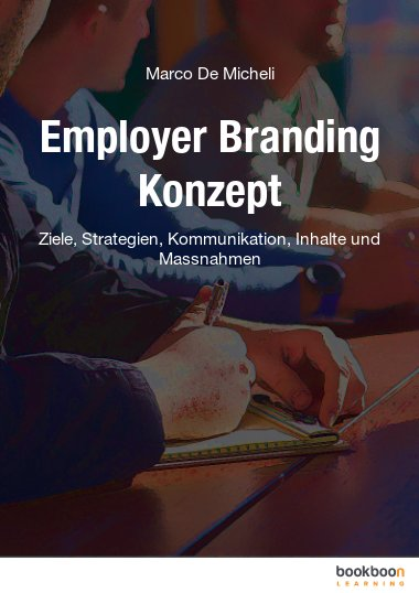 Employer Branding Konzept