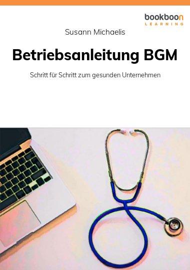 Betriebsanleitung BGM