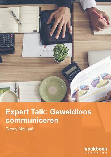 Expert Talk: Geweldloos communiceren