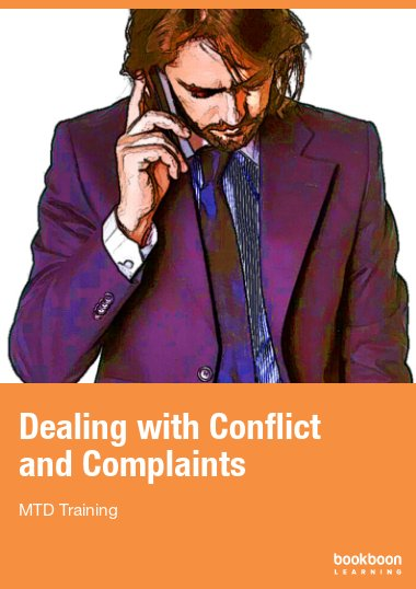 Dealing with Conflict and Complaints