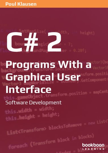 C# 2: Programs With a Graphical User Interface
