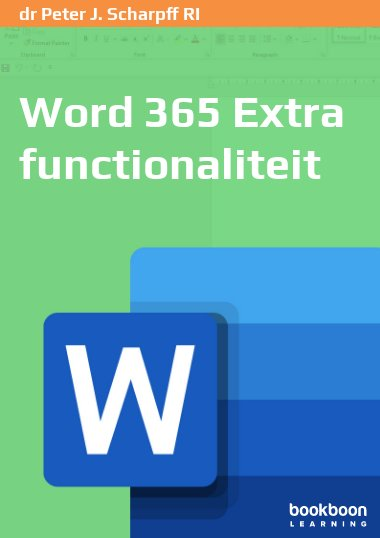 Word 365 Extra functionaliteit