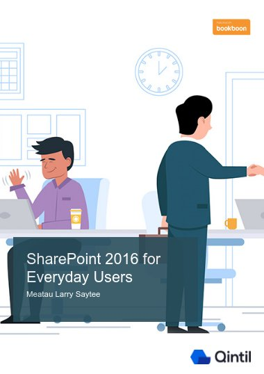 SharePoint 2016 for Everyday Users