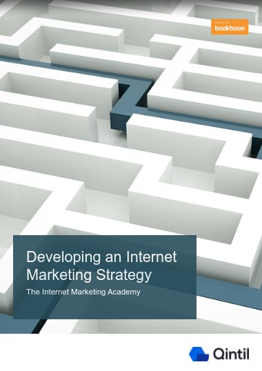 Developing an Internet Marketing Strategy