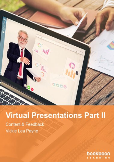 Virtual Presentations Part II
