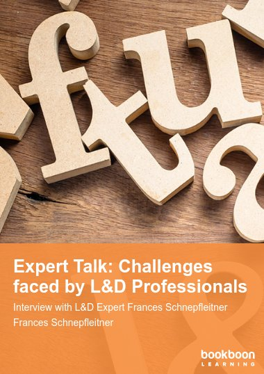Expert Talk: Challenges faced by L&D Professionals