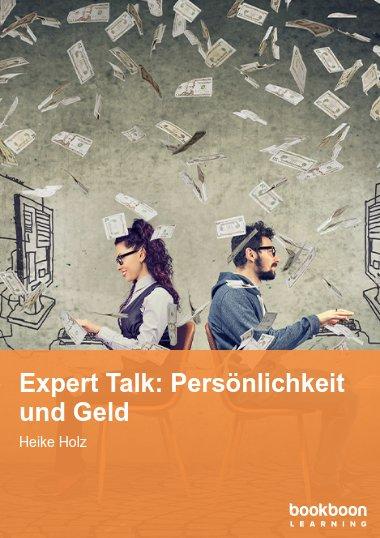 Expert Talk: Persönlichkeit und Geld