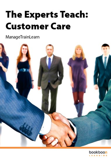 The Experts Teach: Customer Care