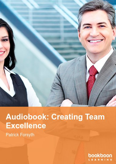 Audiobook: Creating Team Excellence