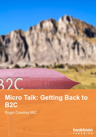 Micro Talk: Getting Back to B2C