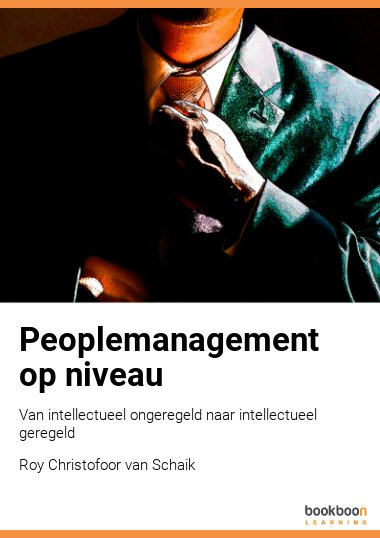 Peoplemanagement op niveau