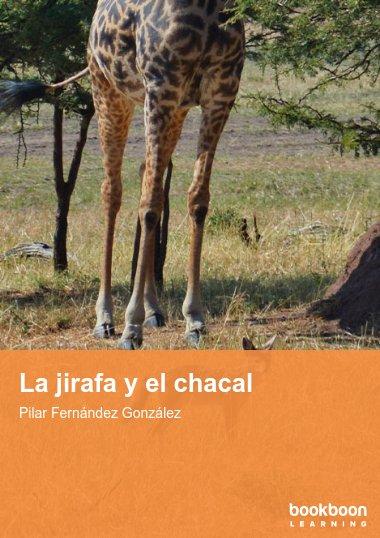 La jirafa y el chacal