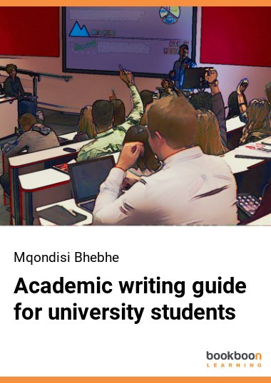 Academic writing guide for university students