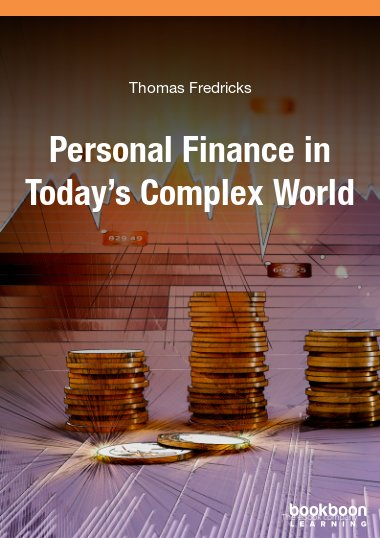 Personal Finance in Today's Complex World