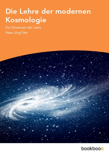 Die Lehre der modernen Kosmologie