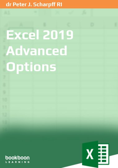 Excel 2019 Advanced Options